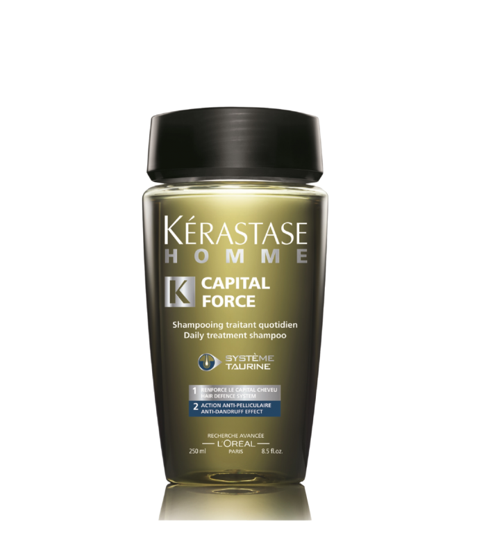 Champu Capital Force Purificante Anti Caspa de kerastase