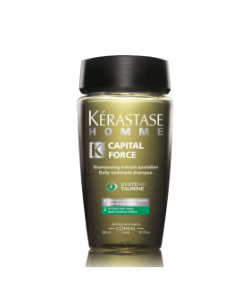 Champú Capital Force Regulador Anti Grasa de kerastase