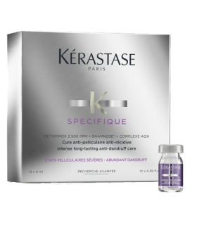 Cure Anti-pecullaire 12x6 ml kerastase