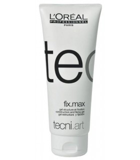Gel fijador TECNI ART Fix Max 200 ml L'Oreal